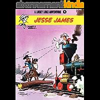 Lucky Luke - Volume 4 - Jesse James (Lucky Luke (English version)) (English Edition)