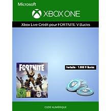 Fortnite - 1,000 V-Bucks | Xbox One - Code jeu à télécharger