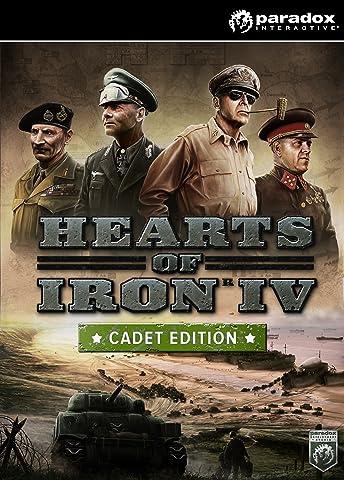 Hearts of Iron IV: Cadet Edition [Code Jeu PC - Steam]