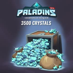 3500 Paladins-Kristalle [PC Code – Kein DRM]