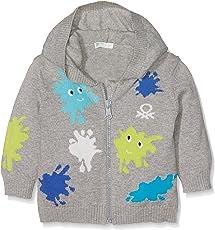 United Colors of Benetton Baby-Jungen Jacke Jacket W/Hood L/S