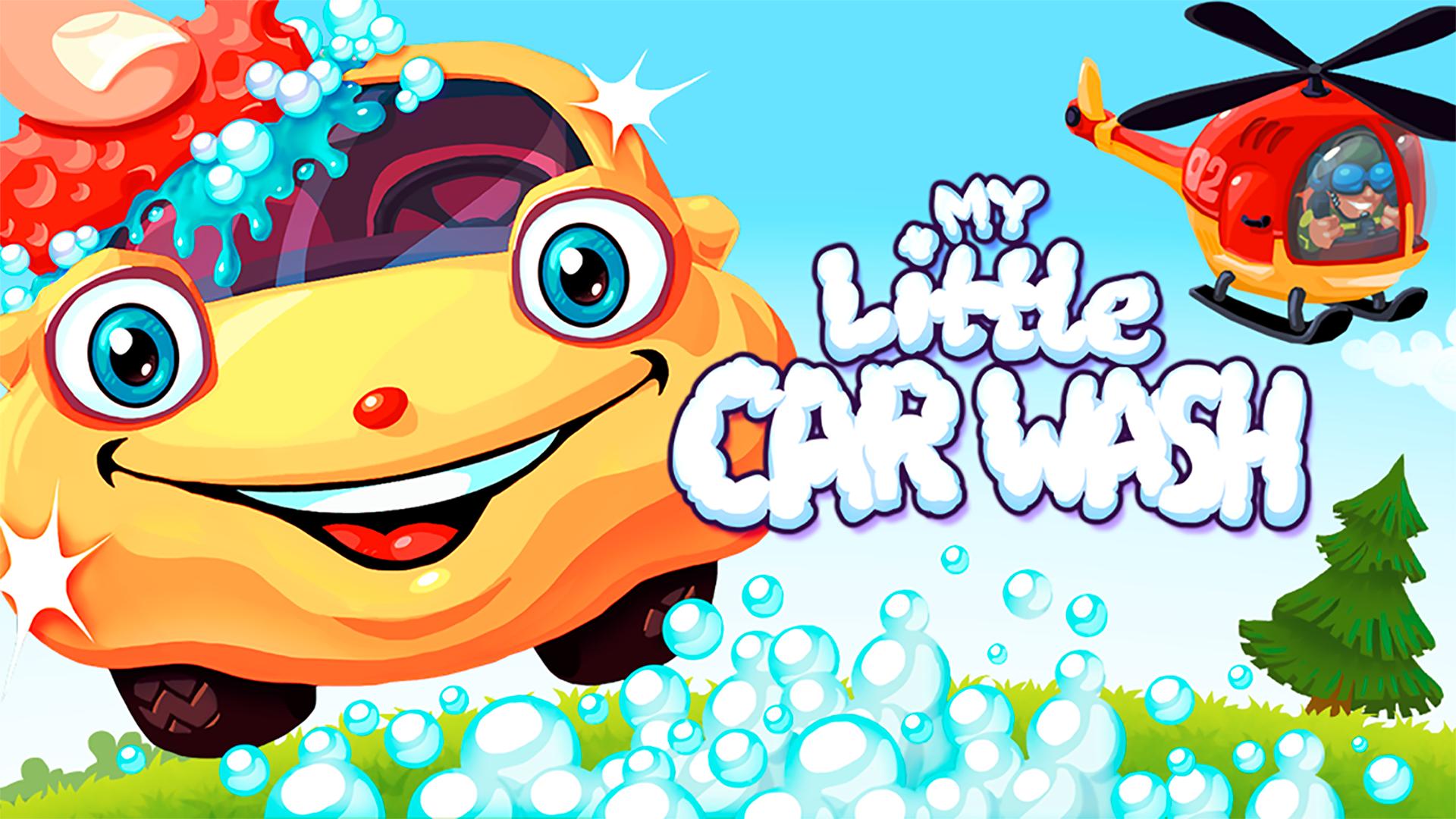 My Little Car Wash LITE - Die kostenlose lustige Auto