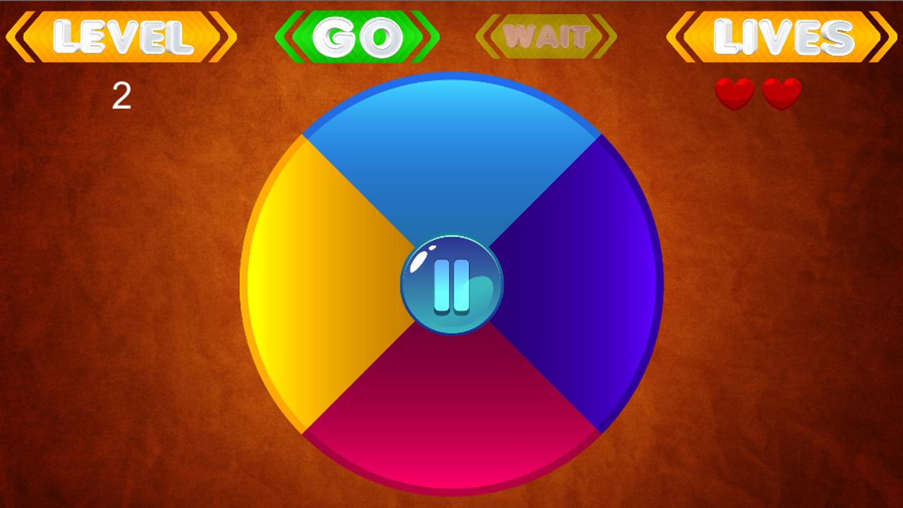Colors Rising Screenshot