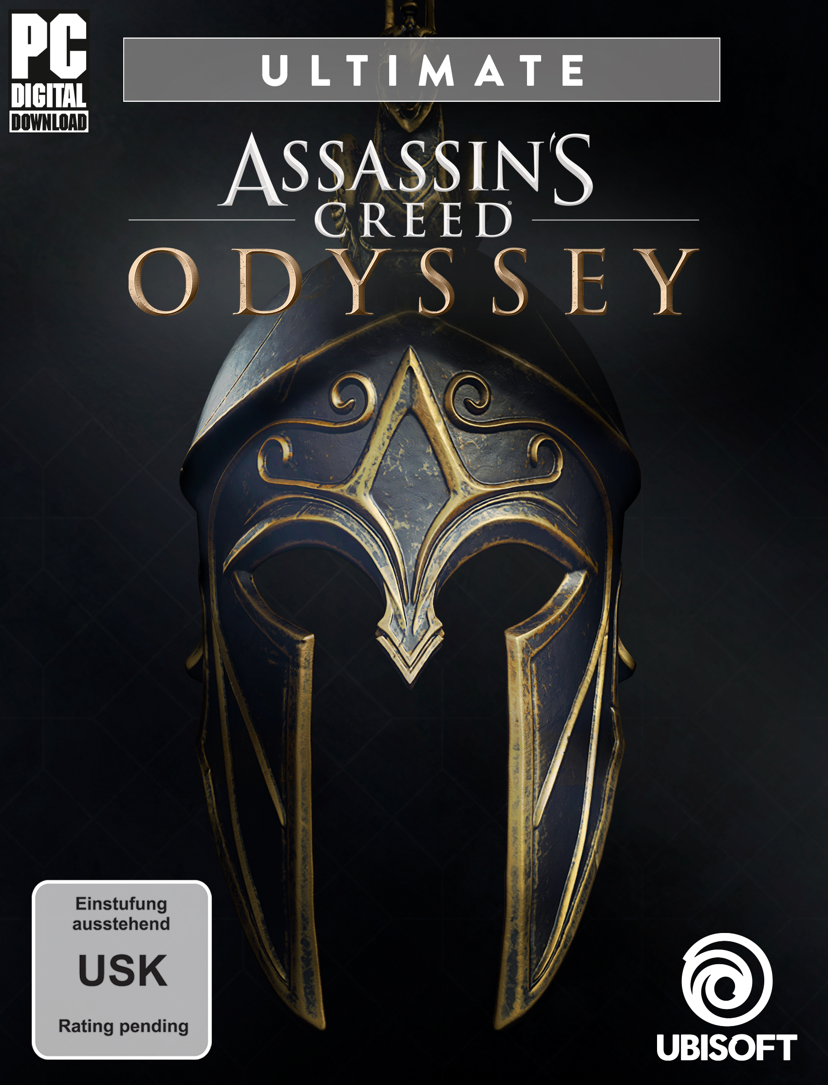 Assassin's Creed Odyssey - Ultimate Edition [PC Code - Uplay] Ultimate Pc
