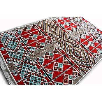 Amazon.de: Laith 200x130 cm Waschbarer Orientalicher
