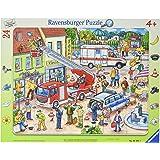 "Ravensburger Rahmenpuzzle 06581"" 110, 112-Eilt herbei Puzzle"