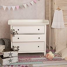 wickeltische kommoden. Black Bedroom Furniture Sets. Home Design Ideas