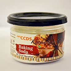 CCDS Baking Soda, 125 Grams