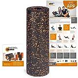 blackroll-orange/Dr. Paul Koch Faszienrolle die Selbstmassagerolle Standard 45 cm, 8050300