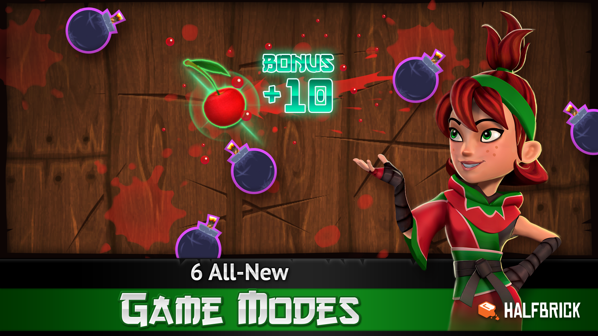 Fruit Ninja Screenshot