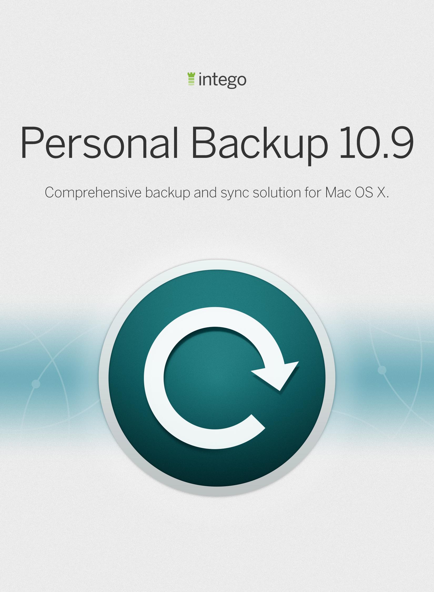 Umfangreiche Backup- und Synchronisierungslösung für Mac OS X [Download]