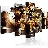 B&D XXL murando Impression sur Toile intissee 100x50 cm 5 Parties Tableau Tableaux Decoration Murale Photo Image Artistique P
