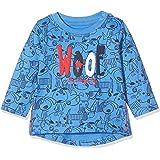 blue seven Mini Jungen Langarmshirt Mit Schriftzug Sudadera para Beb/és