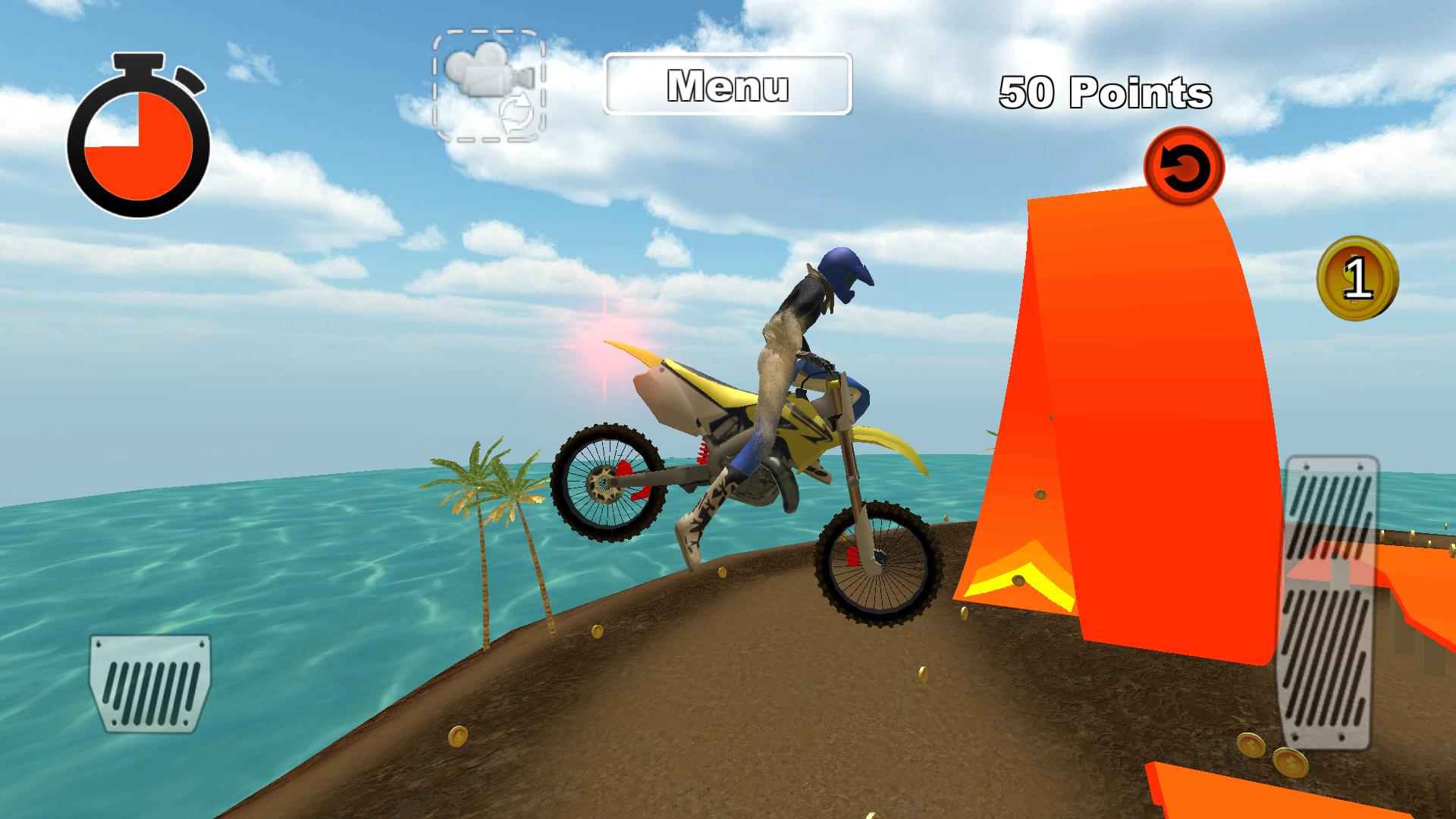 Zoom IMG-3 bike moto stunt racing 3d