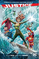 Justice League: The Rebirth Deluxe Edition Book 2 Hardcover