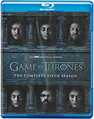 Game of Thrones Complete Sixth Season Blu-ray with Dolby Atmos