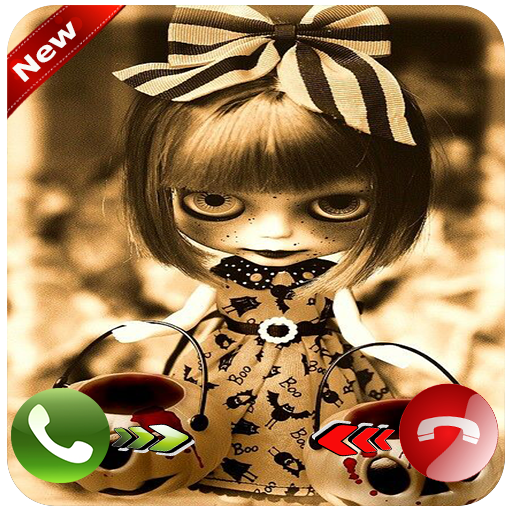 Call from Halloween Kids (Magic Call-app)