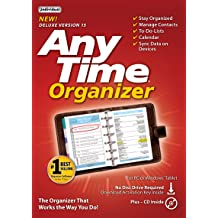 AnyTime Organiser Deluxe 15 [Download]