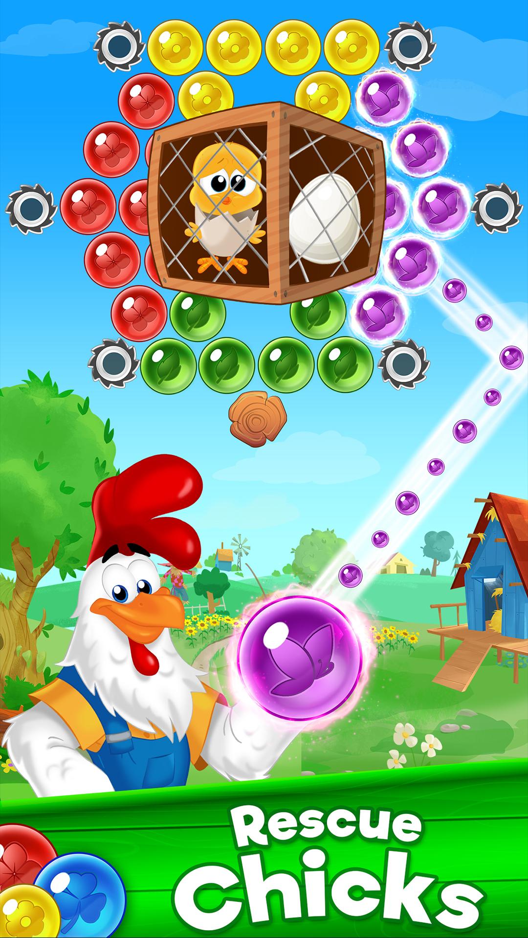 Farm Bubbles - Bubble Shooter Puzzle Spiel: Amazon.de