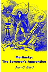 Merlinsky: The Sorcerer's Apprentice (English Edition) Kindle Ausgabe