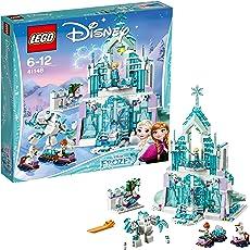 Lego Elsa's Magical Ice Palace, Multi Color