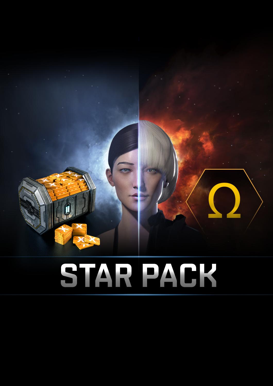 EVE Online: Stern-Paket [PC/Mac Code - Kein DRM]