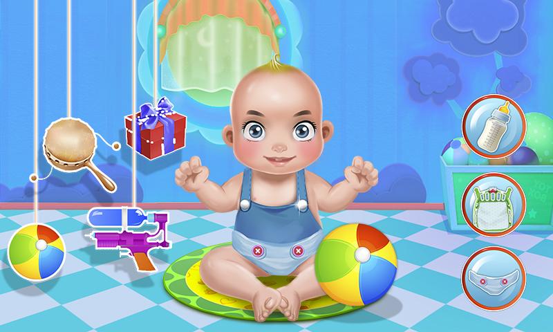 Jeux De Bebi Siter Pour Fille