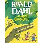 The Enormous Crocodile (Colour Edition) (Dahl Colour Editions) (English Edition)