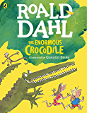 The Enormous Crocodile (Colour Edition) (Dahl Colour Editions)