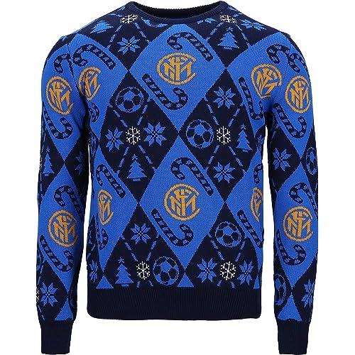 Inter Christmas Edition 2020 Sweater, Unisex Adulto