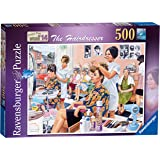 Ravensburger 14780 Happy Days at Work No.14 - The Hairdresser 500 piece Jigsaw Puzzle for Adults & for Kids Age 10 and Up