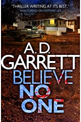 Believe No One (DI Kate Simms Book 2) Kindle Edition