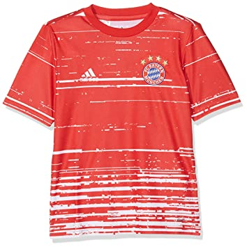Official Authentic FC Bayern Munchen T-Shirt, Red