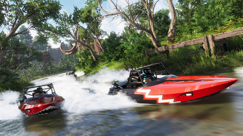 The Crew 2 Uplay Code galerija