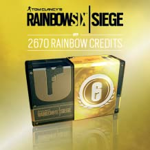 Tom Clancy's Rainbow Six Siege - 2670 Credits Pack [PC Code - Uplay]