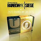Tom Clancy's Rainbow Six Siege - 2670 Credits Pack [PC Code - Uplay]