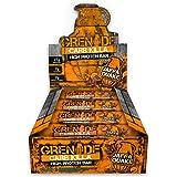 Grenade Carb Killa High Protein und Low Carb Riegel, 12 x 60 g - Jaffa Quake