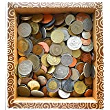 Mix of 1/2 KG random collectible coins (by WorldCoinCollection)