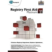 Registry First Aid 11 Platinum - Reparieren, Säubern und Optimieren Sie Ihre Windows-Registry! Windows 10 8 7 Vista XP [Download]