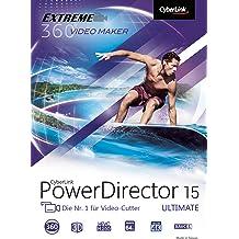 CyberLink PowerDirector 15 Ultimate [Download]