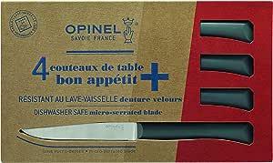 Opinel Tafelmesser Bon Appetit Sud 4er Set