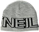 O'Neill Herren Bm Beanie Headwear, Silver Melee, One Size
