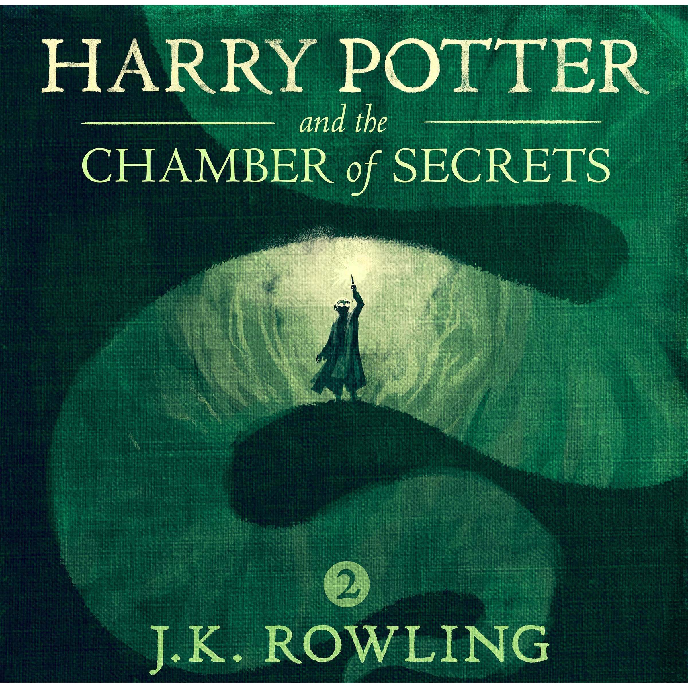Harry Potter And The Chamber Of Secrets Book 2 Hörbuch Download J K Rowling Stephen Fry Pottermore Publishing Audible Audiobooks