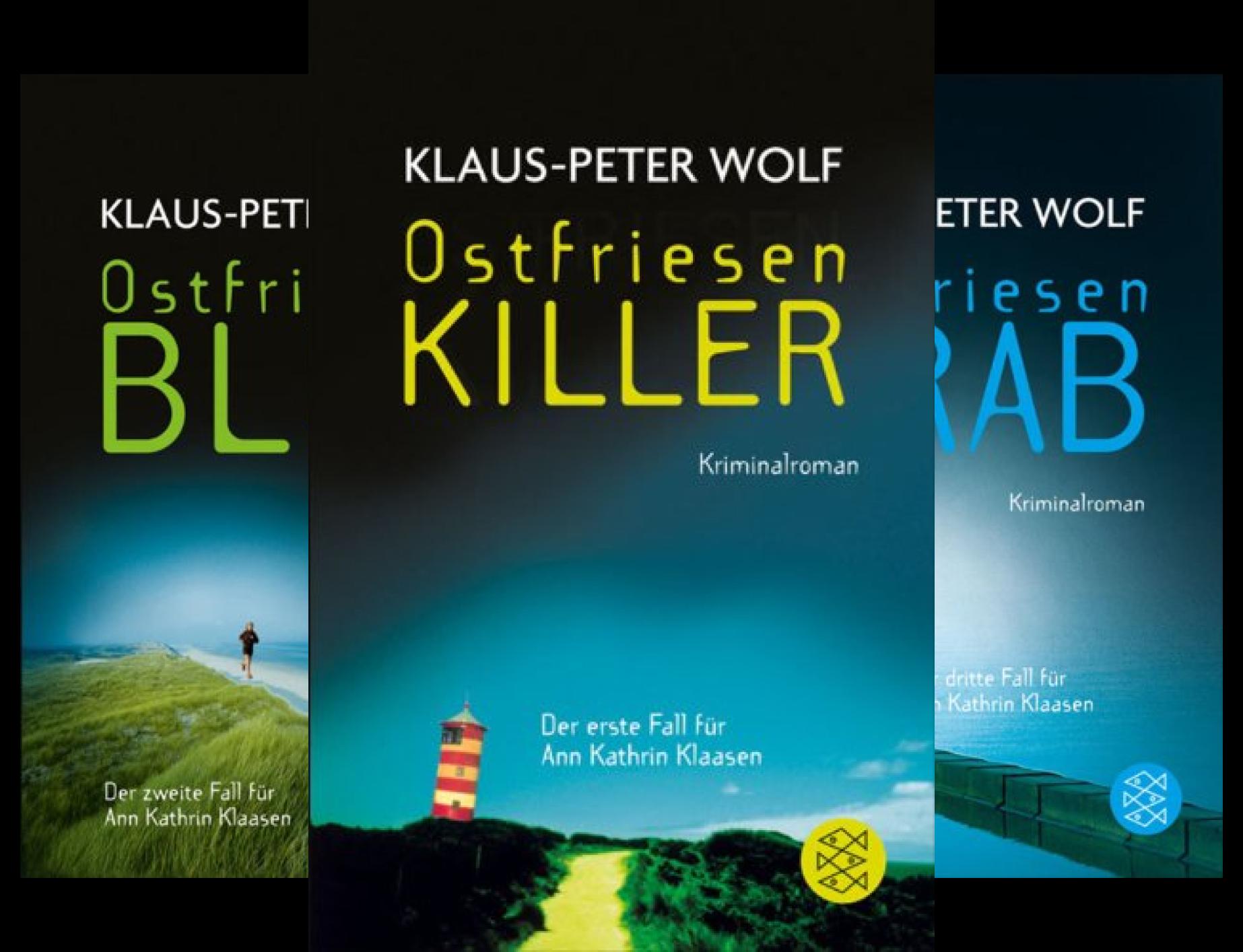 Ann Kathrin Klaasen ermittelt (Reihe in 13 Bänden)