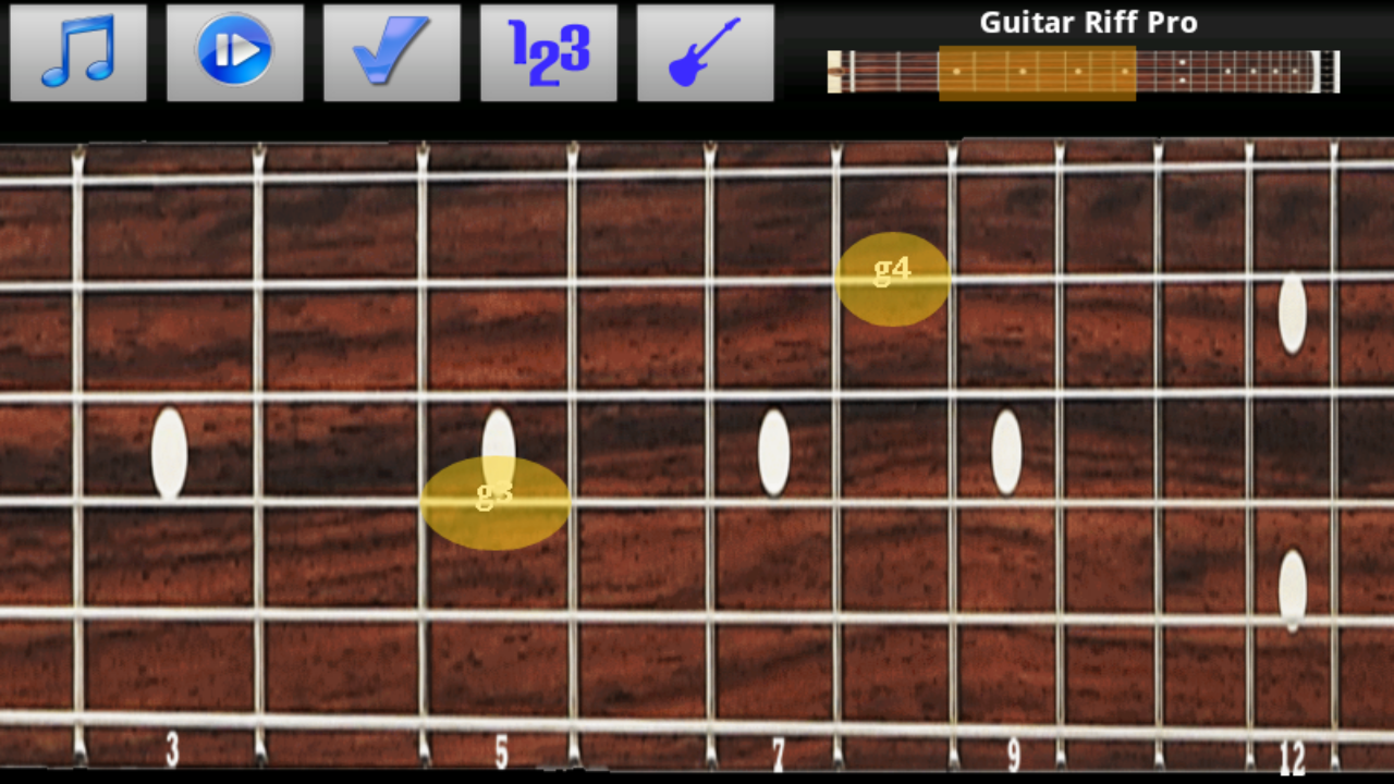 guitare riff pro android télécharger