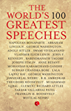The World's 100 Greatest Speeches (English Edition)