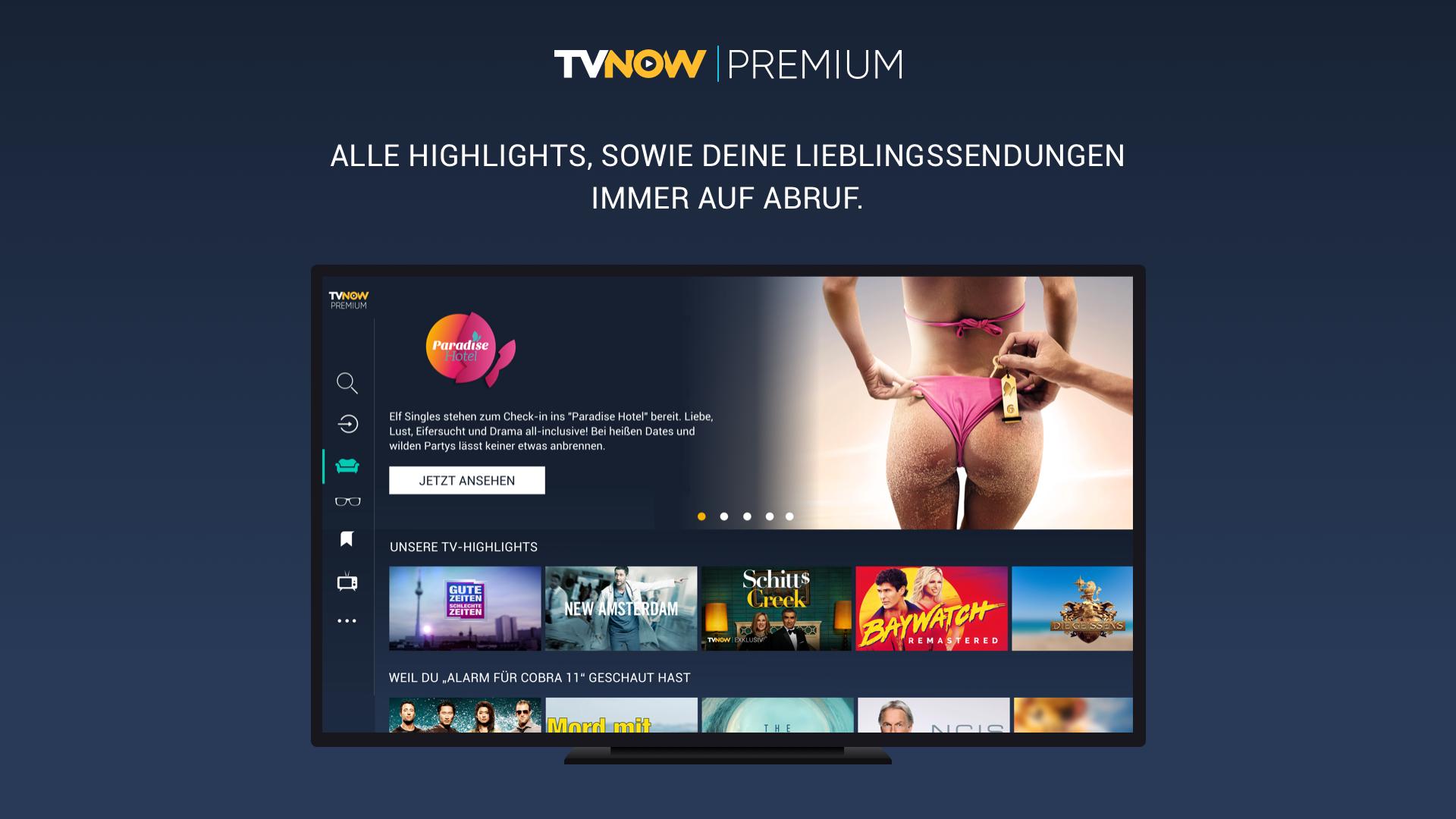 TV NOW PLUS - 3