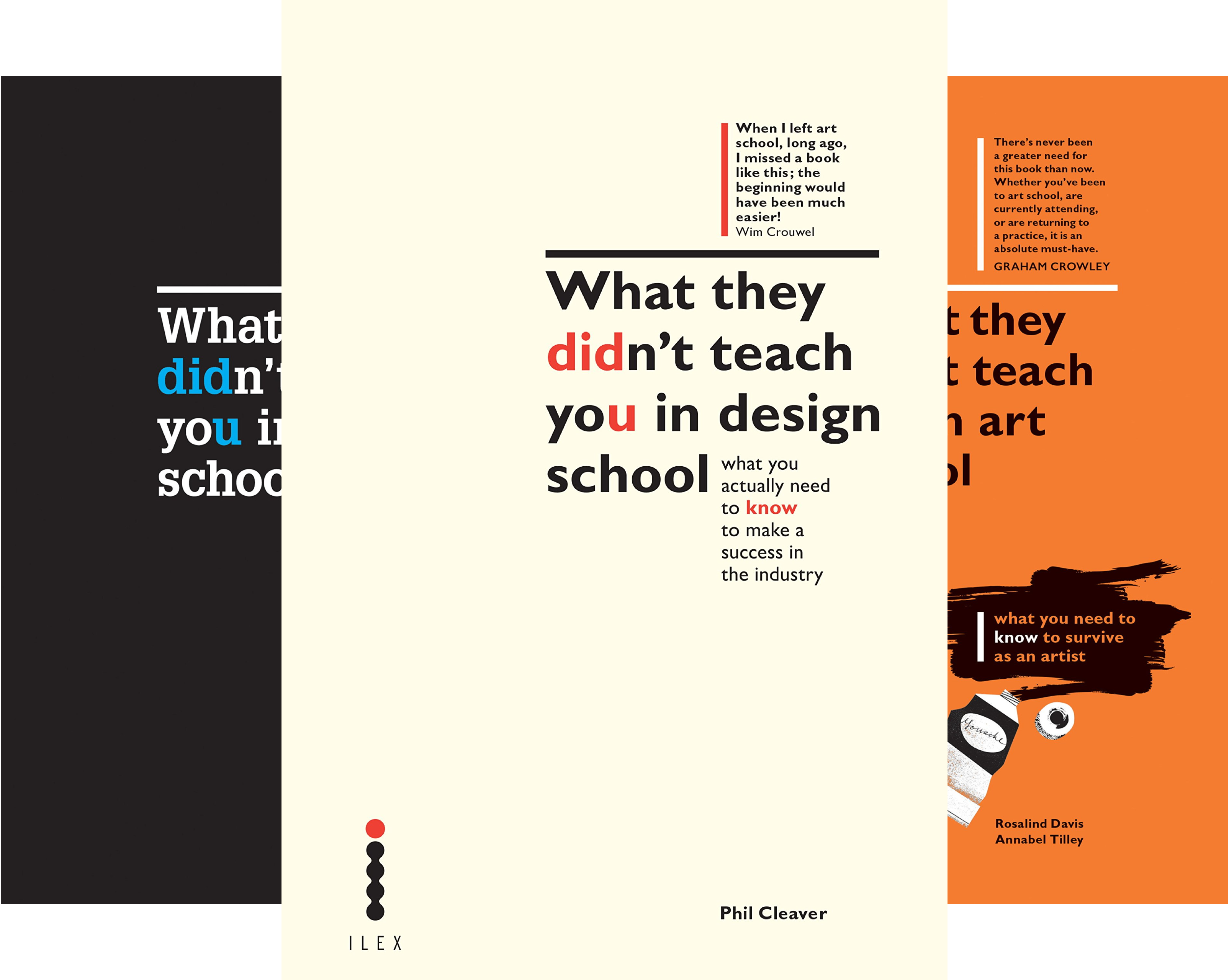 What They Didn't Teach You In School (4 Book Series)