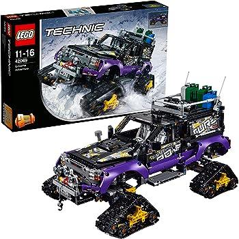 Lego Technic - Avventura Estrema, Multicolore, 42069