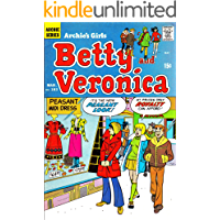 Archie's Girls Betty & Veronica #183 (Archie's Girls Betty and Veronica)